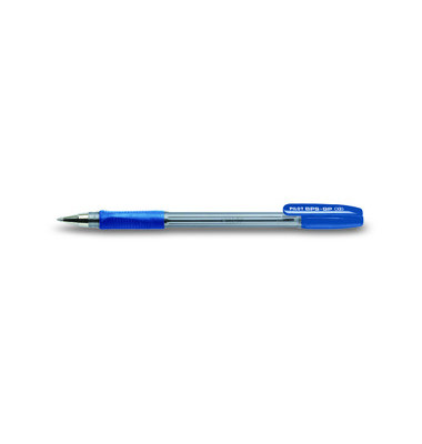 BPS-GP blau/transparent Kugelschreiber XB 0,5mm