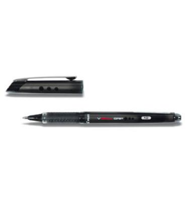 Tintenroller V Ball Grip schwarz BLGP-VB-10 0,7 mm