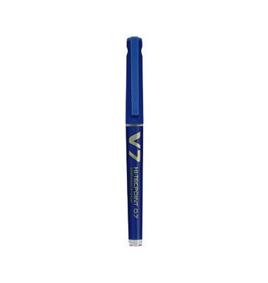 Tintenroller Hi-Tecpoint V7 BXC-V7 blau 0,4 mm mit Kappe