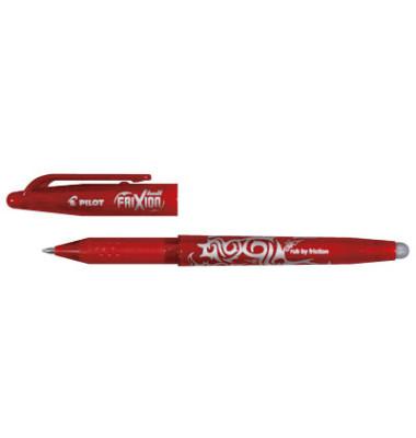 Pen Frixion Ball Tintenroller BL-FR7 rot 0,4mm