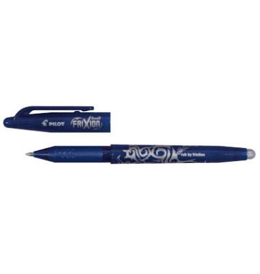 Tintenroller Frixion Ball BL-FR7 blau 0,4 mm mit Kappe