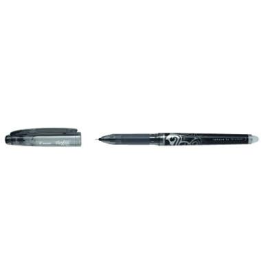 Tintenroller Frixion Point BL-FRP5 schwarz 0,3 mm mit Kappe
