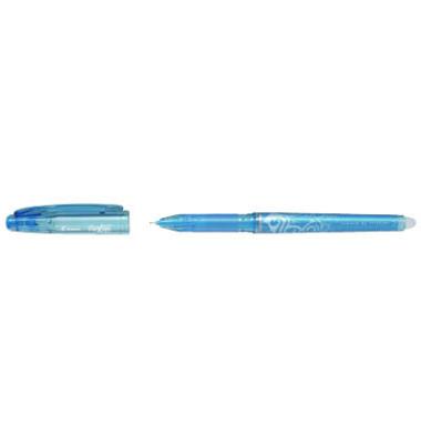 Tintenroller Frixion Point BL-FRP5 hellblau 0,3 mm mit Kappe