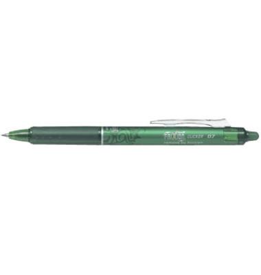 Tintenroller Frixion Ball Clicker BLRT-FR7 grün 0,4 mm