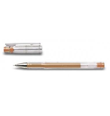 Gelschreiber G-Tec C4 BL-GC4 braun 0,2 mm mit Kappe
