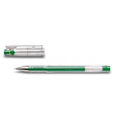 Gelschreiber G-Tec C4 BL-GC4 grün 0,2 mm mit Kappe