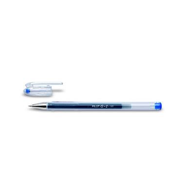 Gelschreiber G1 Klassik BL-G1-5T-L blau  0,3 mm