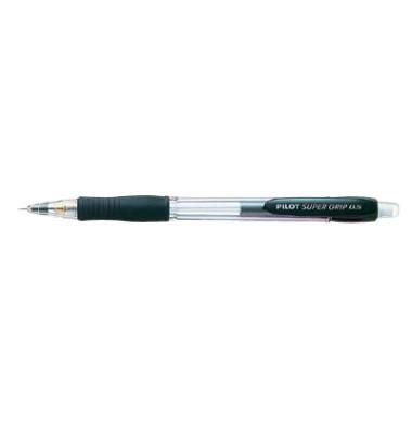 Druckbleistift Super Grip schwarz H-185-SL-B 0,5mm