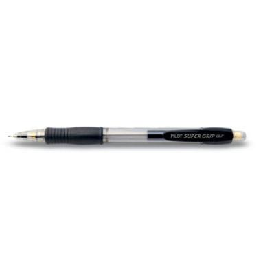 Druckbleistift Super Grip H-187-SL schwarz 0,7 mm