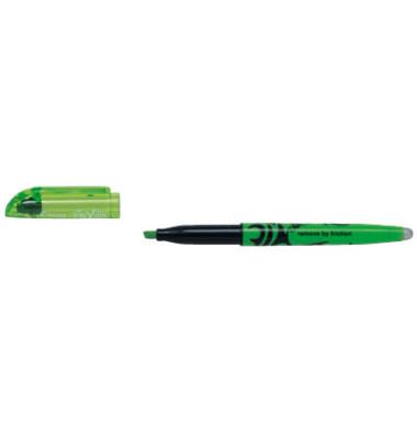 Textmarker Frixion Light grün 1-3,8mm Keilspitze SW-FL-G