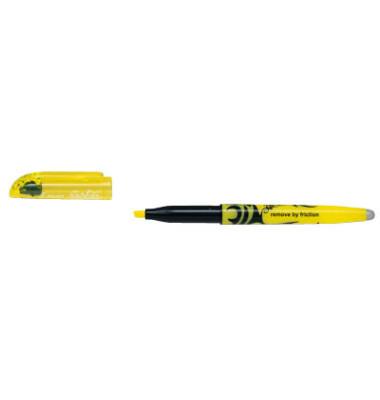 Textmarker Frixion Light gelb 3,8mm Keilspitze SW-FL-Y