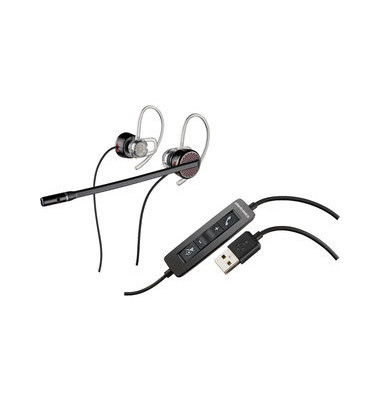 Headset Blackwire C435 Mono/Duo USB silber
