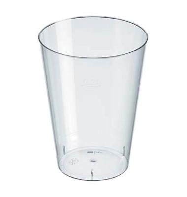 Trinkbecher glasklar 200 ml 50 Stück