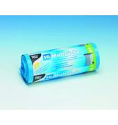 Müllsäcke LDPE reißfest blau 60 Liter 10 St
