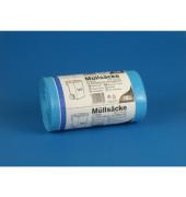 Müllbeutel 120 l blau 70 x 110cm 20 St