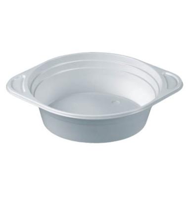 Suppenschale PP rund 500ml weiß 156x45mm 100 Stück