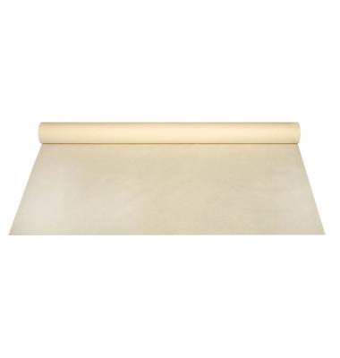 Tischdecke Airlaid stoffähnlich creme 20m x 1,2m