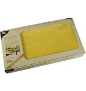 Mitteldecken ROYAL Collection gelb 80x80cm 20 St