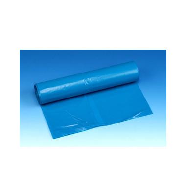 Müllsäcke Starpak blau 120 Liter 35 my stark