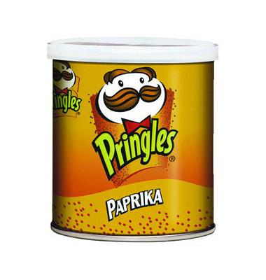 Kartoffelchips Paprika 43g
