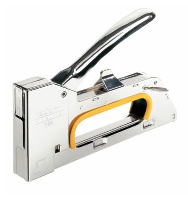 Handtacker R23E Pro 20510403 silber für 13/4  13/6 + 13/8