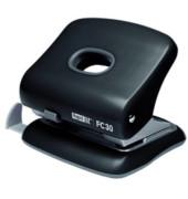 Locher FC30 schwarz 3mm 30 Blatt mit Anschlagschiene