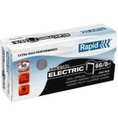 Heftklammern Electric 66/8+ verzinkt 5000 Stück