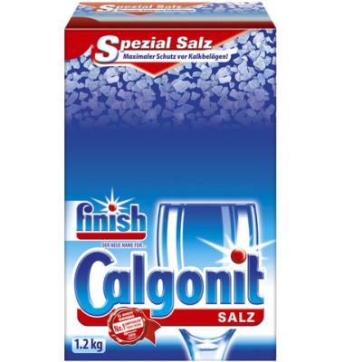 Spezial-Salz für Spülmaschinen grobkörnig Karton 1,2 kg