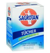 """Desinfektionstücher """"Hygiene für unterwegs"""" 15 Tücher"""