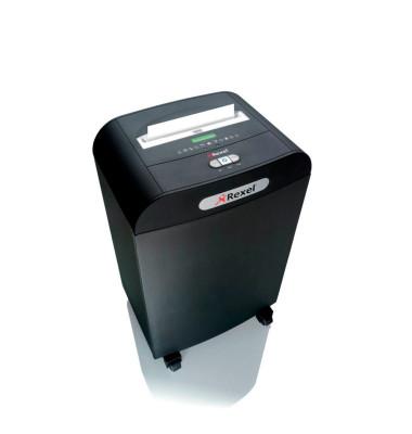 Aktenvernichter Mercury RDS2270 schwarz Streifenschnitt 5,8mm bis 22 Blatt