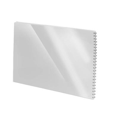 Umschlagkarton Chromo 21250004 A4 Karton 250 g/m² weiß glänzend 100 Stück