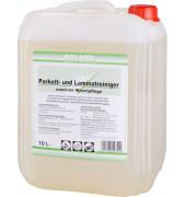 Parkett- und Laminatreiniger/Wischpflege Kanister 10 Liter