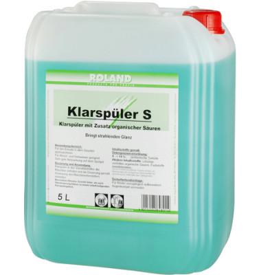 Klarspüler S Kanister 5 Liter