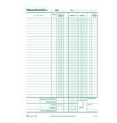 Kassenberichtsbuch 3148 A4 A4 100 Blatt