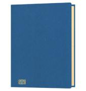 Ordnungsmappe A4 20 Fächer blau