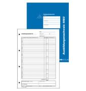 Berichtsblock täglich A4 A4 28 Blatt