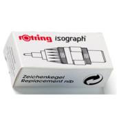 Zeichenkegel Isograph 0,18mm
