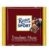 Ritter Sport Trauben Nuss 5x100g
