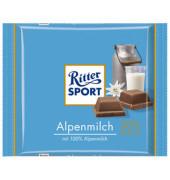 Schokotafel, Alpenmilch, Folie, 12 x 100 g (1200 g)