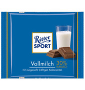 Ritter Sport Vollmilch 5x100g