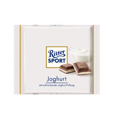Schokotafel, Joghurt, Folie, 12 x 100 g (1200 g)
