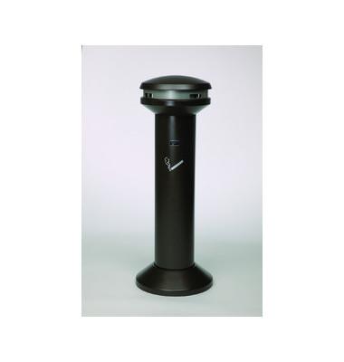 Standaschenbecher High Capacity schwarz 394x1054mm