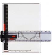 Zeichenplatte Techno DIN A4