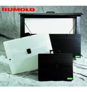 Zeichenkoffer PP A1 schwarz 1050x40x750