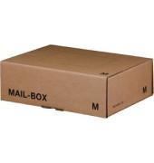 Versandkarton Mail-Box M 331x241x104 mm braun 20 Stück