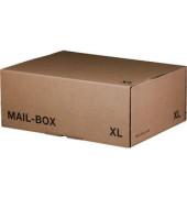 Versandkarton Mail-Box Basic XL 460x335x175 mm braun 20 Stück