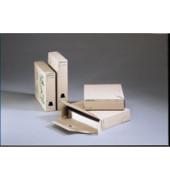 Archivbox II/65 braun 33 x 24 x 6,5 cm