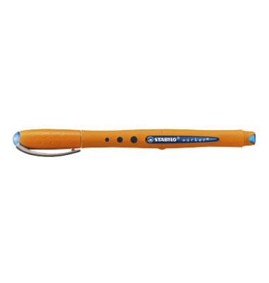 Tintenroller bionic worker orange/blau 0,5 mm