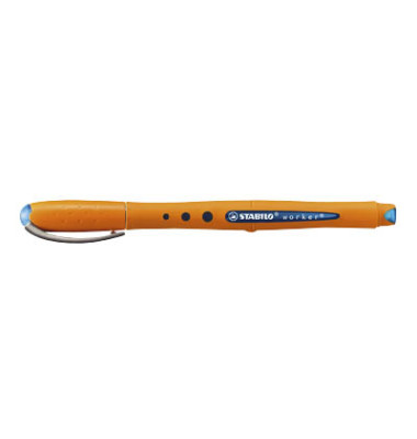 Tintenroller bionic worker orange/blau 0,5 mm