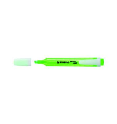 Textmarker swing cool grün 1-4mm Keilspitze